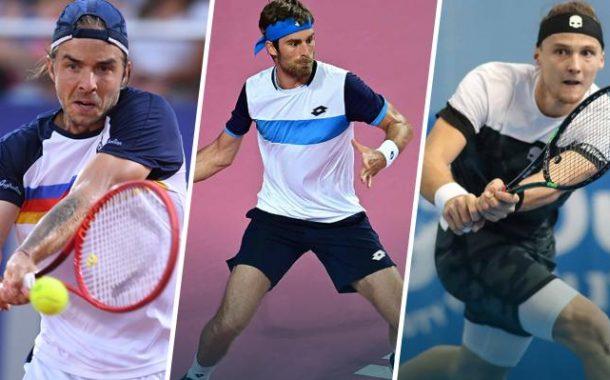 Quiénes son los principales tenistas de Eslovaquia y los registros de enfrentamientos con los chilenos de cara a la Copa Davis