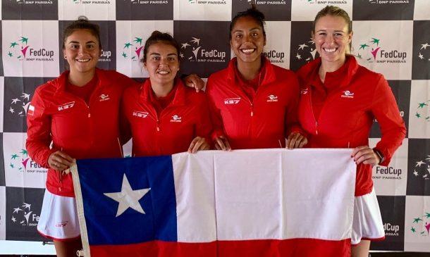 Chile venció a México y se quedó con el tercer lugar de la Zona I Americana de la Fed Cup