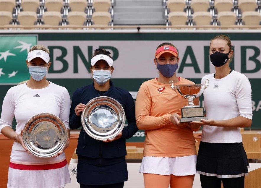 Guarachi perdió en la final de Roland Garros
