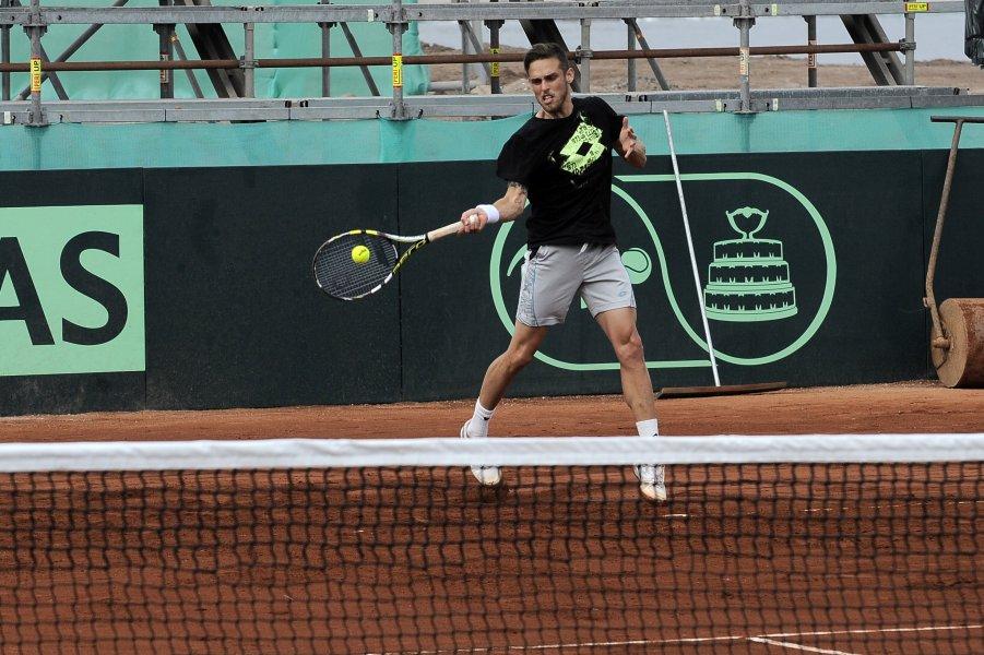 La Roja del tenis pide cancha: