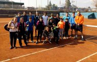 Futuros para el Tenis y Stade Francais realizaron exitosa actividad con Saavedra, Núñez, Sáez y Urzúa