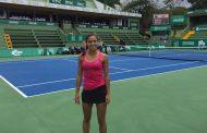 Francisca Vergara se mete a semifinales de dobles en Costa Rica