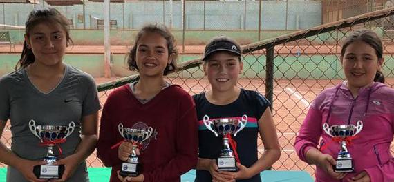 El Circuito Nacional de Menores Beca Jaime Musalem tuvo un exitoso paso por Antofagasta