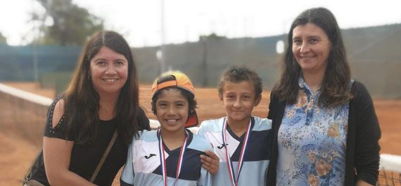 El Circuito Nacional de Menores tuvo una vibrante etapa en el principal coliseo deportivo del país