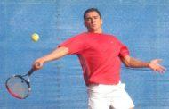 Gabriel Keymer, el tenista que sigue jugando y hoy es tres del mundo