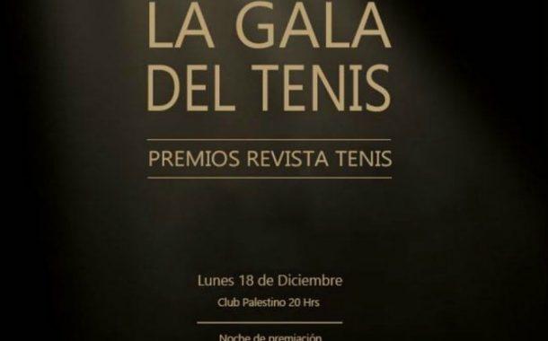 El tenis chileno tendrá gala