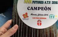 Christian Garin es campeón en España