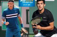 Nicolás Jarry y Christian Garín conocieron a sus rivales para el Abierto de Australia