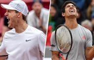 Jarry queda al acecho de Garin en el ranking ATP y Chile vuelve a tener dos top 40 tras 12 años