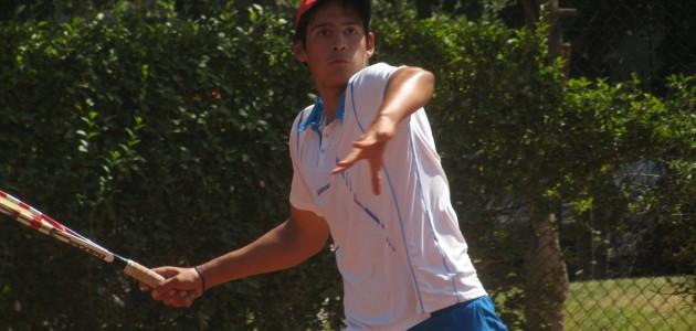 Raquetas chilenas festejan en una nueva competencia COSAT en Colombia