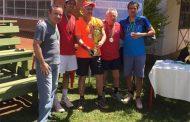 Club Gimnástico alemán de Temuco, campeón por equipos en torneo zona sur de tenis senior
