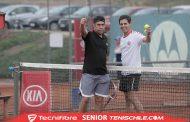 Crespo gana su segundo título en Senior +50