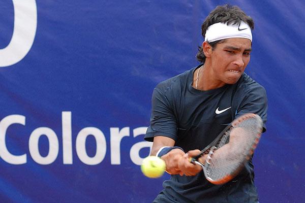 Rivera fue el gran ganador del torneo talquino en Semana Santa