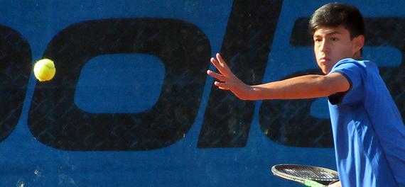 Carvajal viene de Canadá a ganar el ITF de Chiguayante