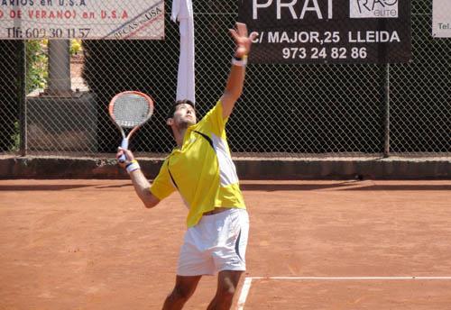 Podlipnik vuelve a los torneos Grandes