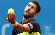 Hans Podlipnik cayó en primera ronda de qualy en el ATP 500 de Río de Janeiro