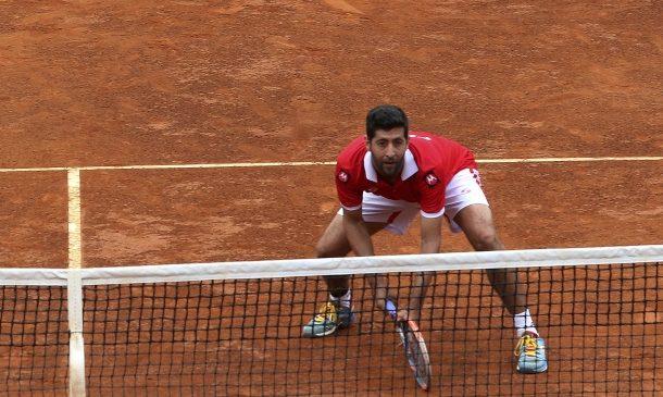 Podlipnik a semifinales del Challenger de Barcelona