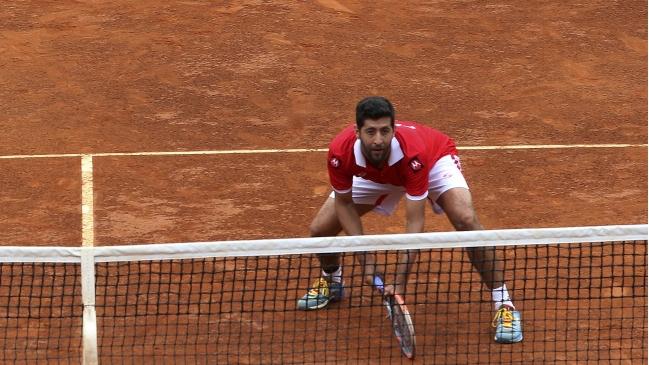 Hans Podlipnik avanzó a cuartos en el dobles del Challenger de Eslovaquia