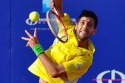 Hans Podlipnik cayó en dobles junto a Andreas Mies en la qualy del ATP de Viena