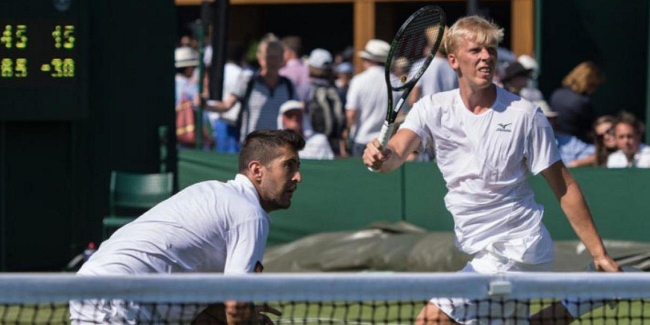 Podlipnik y Vasilevski alcanzaron la final del Challenger de Portoroz