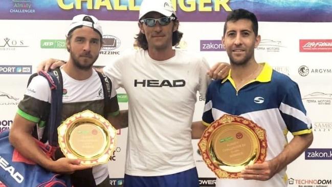 Podlipnik vuelve con Andrej Martin, ganan su octavo título Challenger juntos y de paso quedará #100 ATP