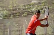 Podlipnik rinde con su nuevo parner y se mete en semifinales