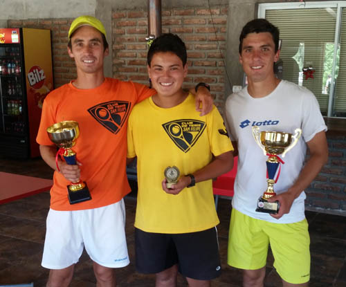 Los Saavedra triunfaron en San Felipe