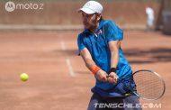 Harispe ganó en Chicureo y se metió top 40 en ranking Senior de Chile