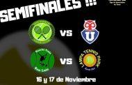 Liga de Interclubes está en semifinales