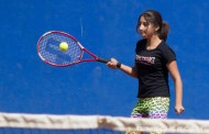 Este sábado se jugó Tenis 12 en el Estadio Israelita