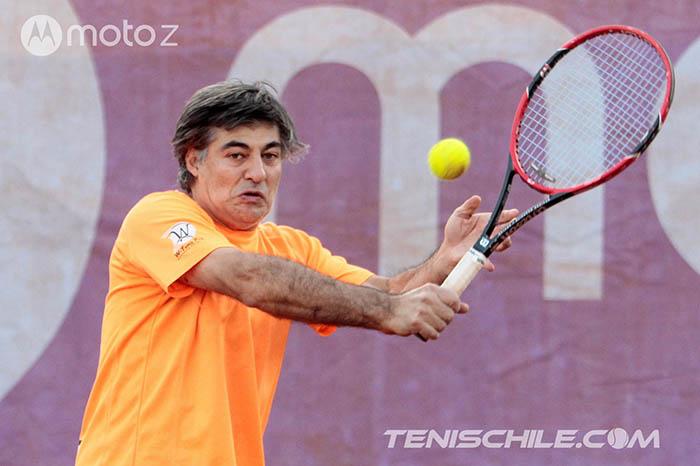 140 tenistas visitaron el Stade Francés este sábado