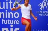 Ivania Martinich sumó su segunda victoria en el cuadro duplas de Mrągowo