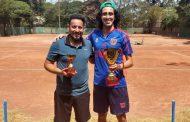 Lizana y Gregorio ganan torneo RUN en el Estadio Nacional