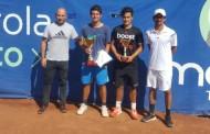 Abde gana Copa Moto X en Massú Tenis