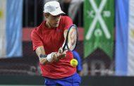 Nicolás Jarry no puede ante Schwartzman y la serie de Copa Davis queda igualada
