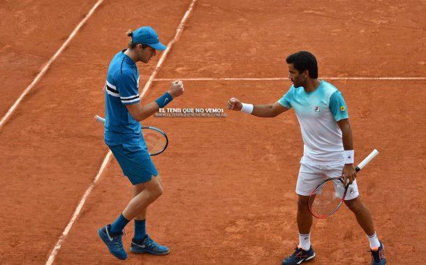 Nicolás Jarry y Máximo González quedaron fuera de Amberes en cuartos de final