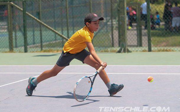 Chocano agarró el relevo y ganó la verde en el tenis 10