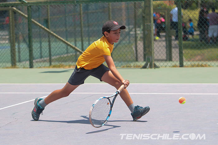 Tenis 10 en Massú Tenis, una jornada con nuevos campeones
