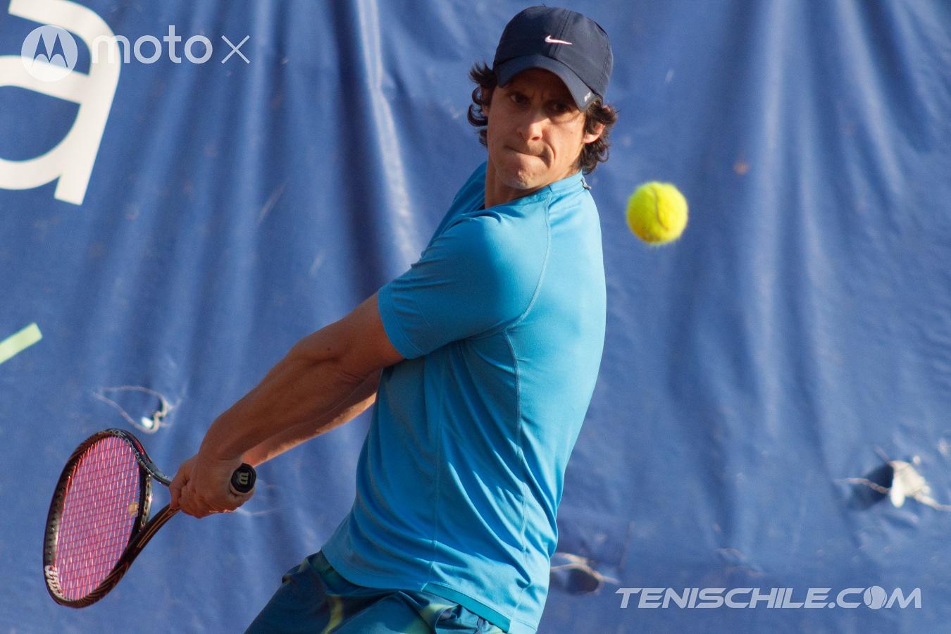 Este es el ranking que la Federación de Tenis de Chile envió a la ITF