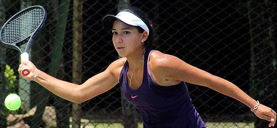 Chilena Jimar Gerald se despidió en octavos de final del ITF de Hammamet