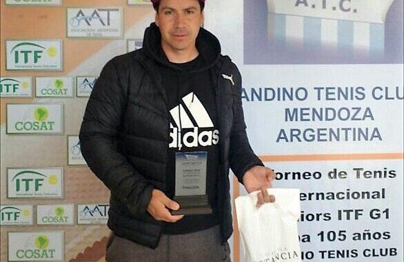 El renacer de Joan Ahumada en Mendoza