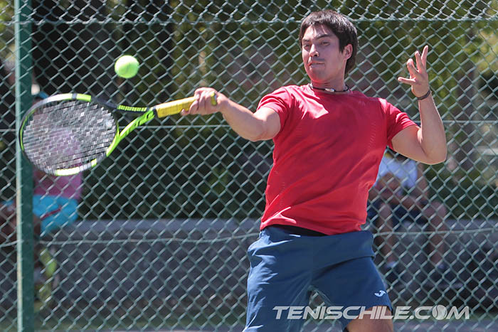 Iturra y Vargas ganan el primer torneo del 2020