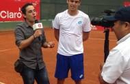 Juan Carlos Sáez avanzó a la segunda ronda de Futuro turco