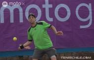 Moto X movió el tenis este fin de semana