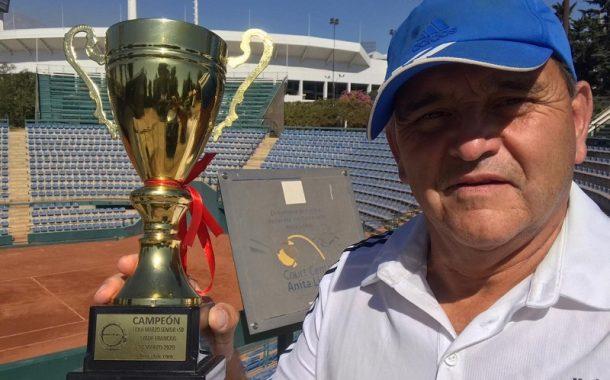 Juan Luis Orellana, el mejor de los mayores de 50 años
