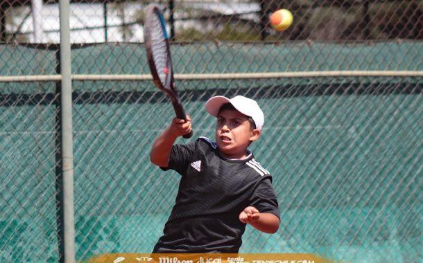 Estadio Nacional celebró a varios campeones de Tenis 10 en Semana Santa