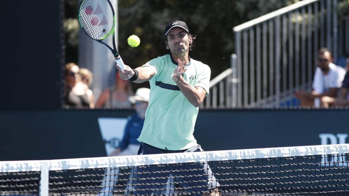 Julio Peralta es semifinalista dobles en el Challenger de Båstad