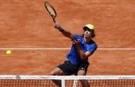 Julio Peralta, el único chileno en Roland Garros