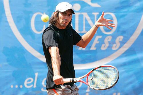 Julio Peralta cayó de entrada en el dobles del Masters de Indian Wells