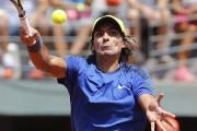 Julio Peralta no logró sumar en el dobles del Abierto de Australia